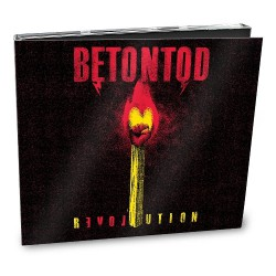 Betontod - Revolution - CD DIGIPAK