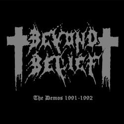 Beyond Belief - The Demos 1991 - 1992 - CD DIGIPAK