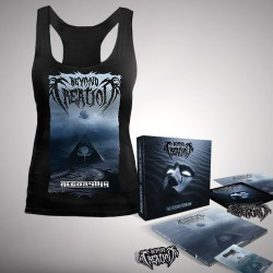 Beyond Creation - Bundle 4 - Digibox + T-shirt bundle (Women)