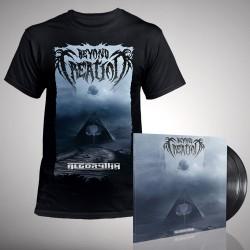 Beyond Creation - Bundle 5 - Double LP gatefold + T-shirt bundle (Men)