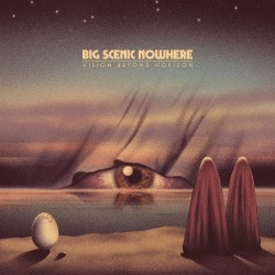 Big Scenic Nowhere - Vision Beyond Horizon - LP COLOURED
