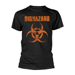 Biohazard - Logo - T-shirt (Men)