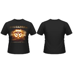 Biohazard - Reborn In Defiance - T-shirt (Men)
