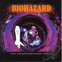 Biohazard - The Underground Years - CD