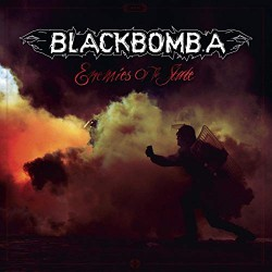 Black Bomb A - Enemies Of The State - CD DIGIPAK