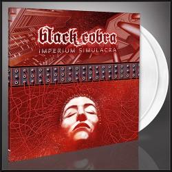 Black Cobra - Imperium Simulacra - DOUBLE LP GATEFOLD COLOURED