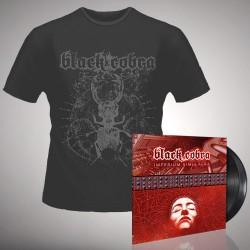 Black Cobra - Imperium Simulacra - LP gatefold + T-shirt bundle (Men)