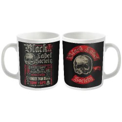 Black Label Society - Destroy & Conquer - MUG