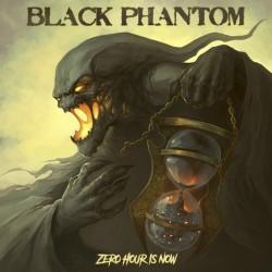 Black Phantom - Zero Hour Is Now - CD