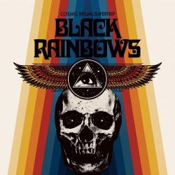 Black Rainbows - Cosmic Ritual Supertrip - CD DIGIPAK