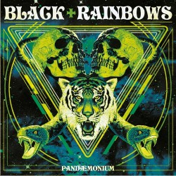 Black Rainbows - Pandaemonium - LP Gatefold Coloured