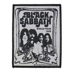 Black Sabbath - Band - Patch