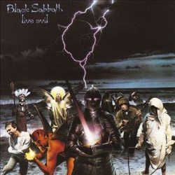 Black Sabbath - Live Evil - 2CD DIGIPAK