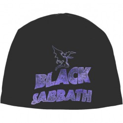 Black Sabbath - Purple Logo - Beanie Hat