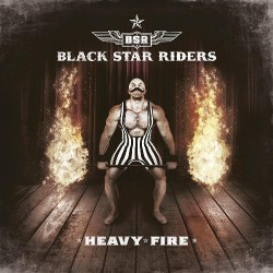 Black Star Riders - Heavy Fire - CD