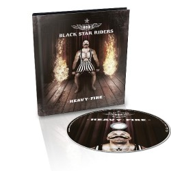 Black Star Riders - Heavy Fire - CD DIGIBOOK