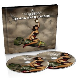 Black Star Riders - The Killer Instinct - 2CD DIGIBOOK