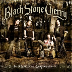 Black Stone Cherry - Folklore And Superstition - DOUBLE LP GATEFOLD COLOURED