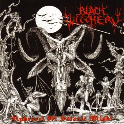 Black Witchery - Upheaval Of Satanic Might - CD