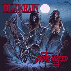 BlackRain - Dying Breed - LP COLOURED + CD