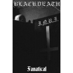 Blackdeath - Fanatical - CASSETTE