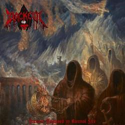 Blackevil - Forever Baptised In Eternal Fire - LP