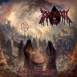 Blackevil - The Ceremonial Fire - LP Gatefold
