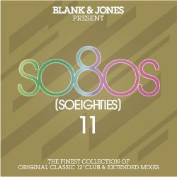 Blank & Jones - Present SO80S (So eighties) 11 - DOUBLE CD
