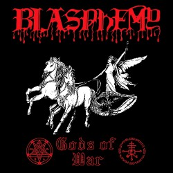 Blasphemy - Gods Of War - CD