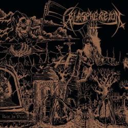 Blasphereion - Rest In Peace - CD