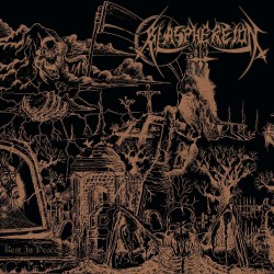 Blasphereion - Rest In Peace - LP COLOURED