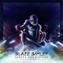 Blaze Bayley - Endure And Survive - DOUBLE LP Gatefold
