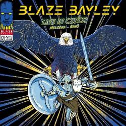 Blaze Bayley - Live In Czech - DOUBLE CD