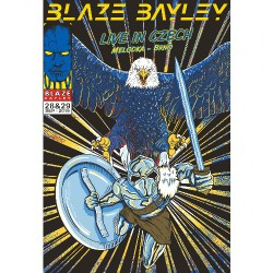 Blaze Bayley - Live In Czech - DOUBLE DVD