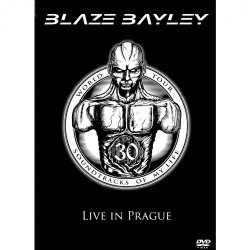 Blaze Bayley - Soundtracks Of My Life - Live In Prague 2014 - DVD