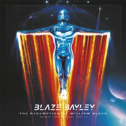 Blaze Bayley - The Redemption Of William Black - Infinite Entanglement Part III - DOUBLE LP Gatefold