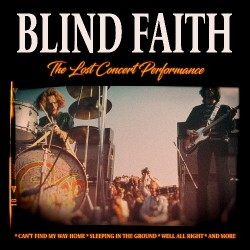 Blind Faith - The Lost Concert Performance - CD