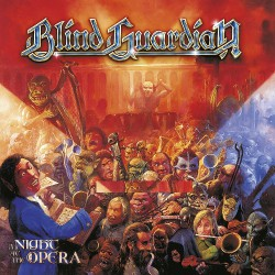 Blind Guardian - A Night at the Opera - CD