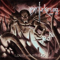 Blitzkrieg - Loud And Proud - Mini LP
