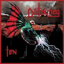 Blitzkrieg - Ten - CD