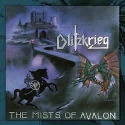 Blitzkrieg - The Mists Of Avalon - CD