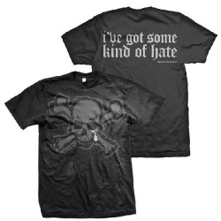 Blood For Blood - Black Skull - T-shirt (Men)