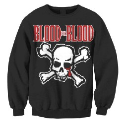 Blood For Blood - Skull - Sweat shirt (Men)
