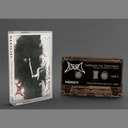 Blood - Impulse To Destroy - The Lost Recordings - CASSETTE