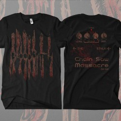 Bloodbath - Chain Saw Massacre - T-shirt (Men)