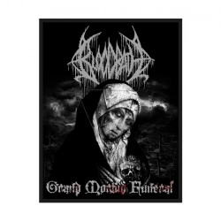 Bloodbath - Grand Morbid Funeral - Patch