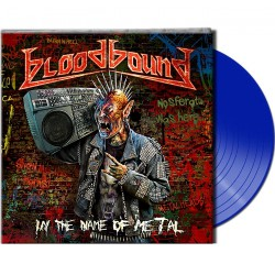 Bloodbound - In the Name of Metal - LP COLOURED