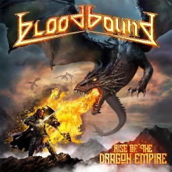 Bloodbound - Rise Of The Dragon Empire - CD