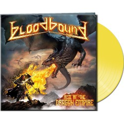 Bloodbound - Rise Of The Dragon Empire - LP Gatefold Coloured