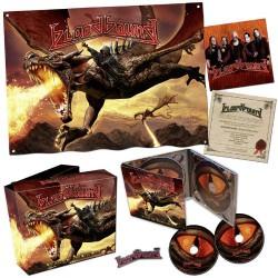 Bloodbound - War Of Dragons - CD BOX